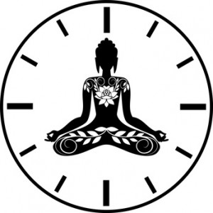 méditation et perception du temps